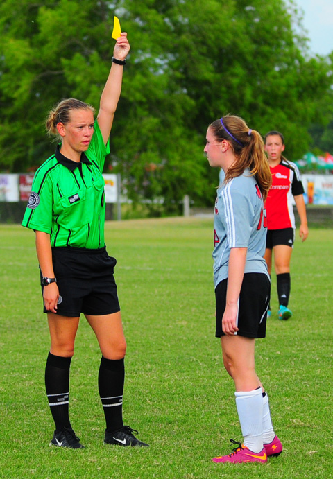 Referee Spotlight