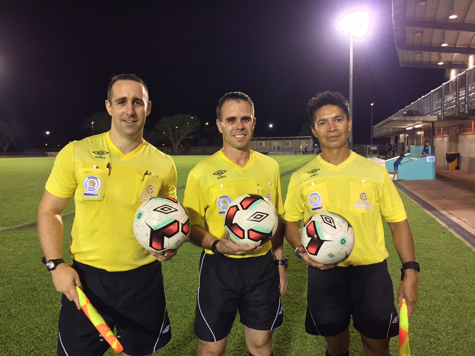 Russell Davis Usmc Is Our Us Soccer Referee In The Middle Russ Is A Marine Corps Navigator And Was In Australia For A Few Days And When He Had A Day
